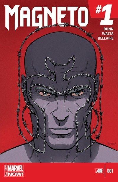 Magneto #1 – 21 + TPB Vol. 1 – 4 (2014-2015)