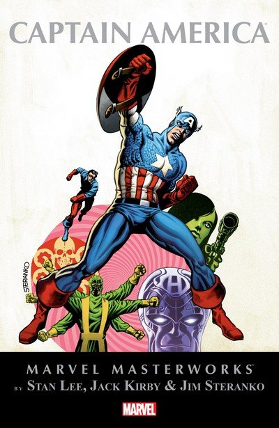 Marvel Masterworks – Captain America Vol. 3 (2014)