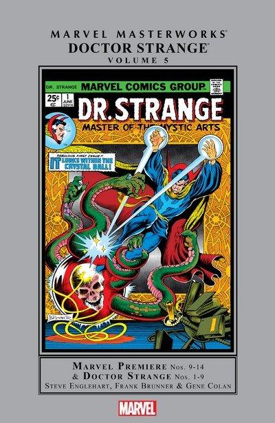 Marvel Masterworks – Doctor Strange Vol. 5 (2011)