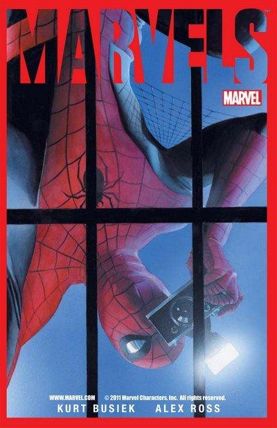 Marvels (TPB) (2009)