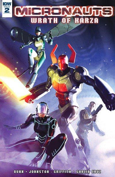 Micronauts – Wrath of Karza #2 (2017)