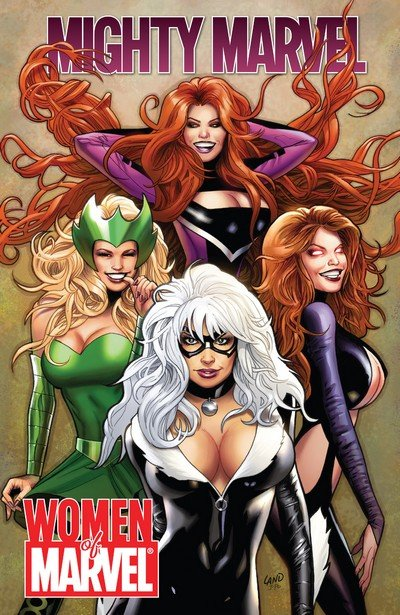 Mighty Marvel – Women of Marvel (2011)