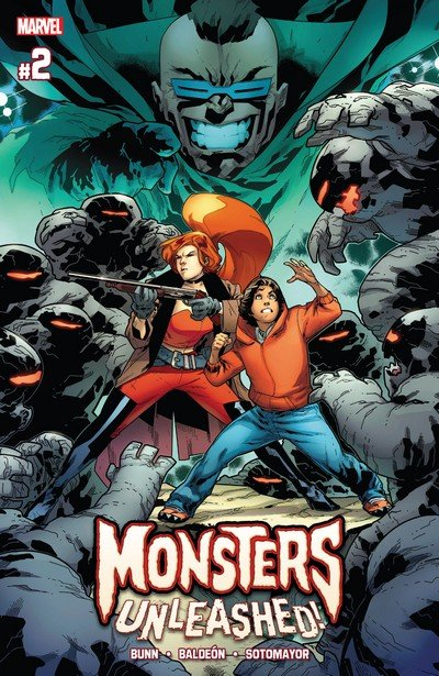 Monsters Unleashed Vol. 2 #2 (2017)