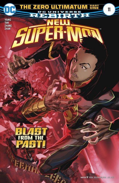 New Super-Man #11 (2017)
