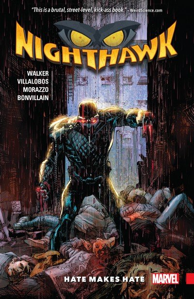 Nighthawk – Hate Makes Hate (2016)