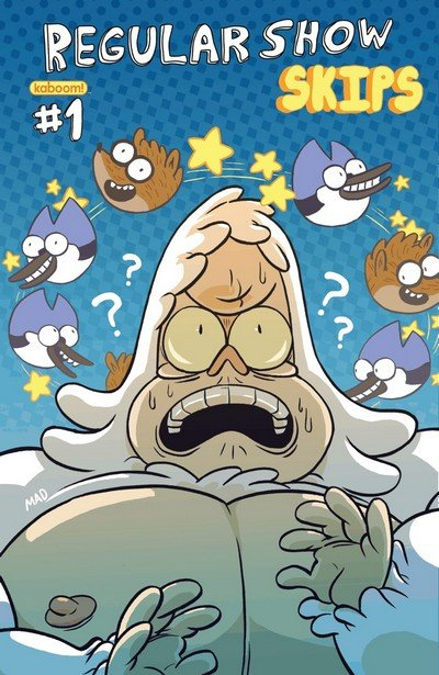 Regular Show – Skips #1 – 6 (2013-2014)