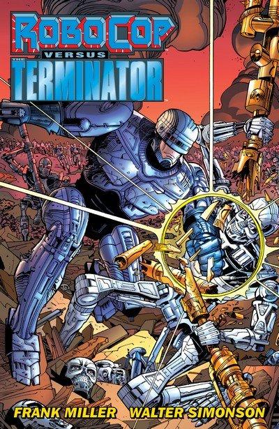 RoboCop versus The Terminator (2014)
