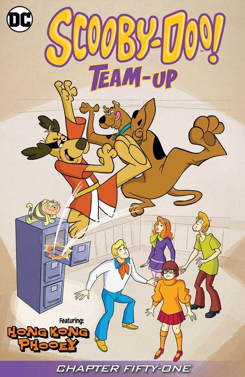 Scooby-Doo Team-Up #51 (2017)