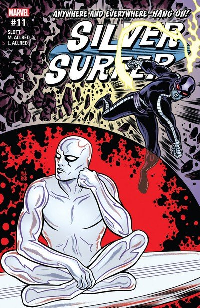 Silver Surfer #11 (2017)