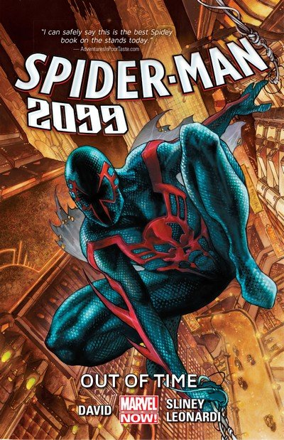 Spider-Man 2099 Vol. 1 – Out of Time (2015)