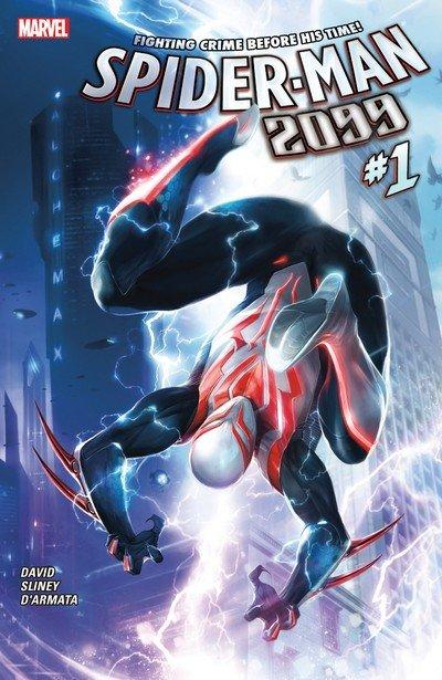 Spider-Man 2099 Vol. 3 #1 – 23 (2015-2017)