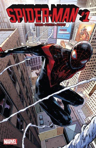 Spider-Man Vol. 2 #1 – 21 + 234 – 240 + TPBs (2016-2018)