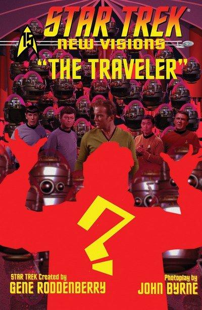 Star Trek New Visions #15 (2017)