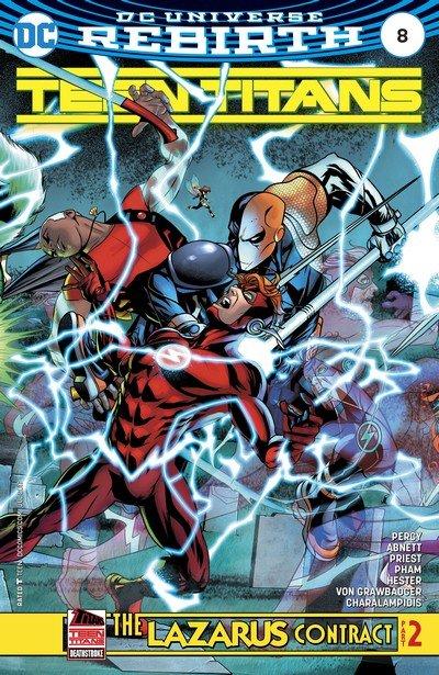 Teen Titans #8 (2017)