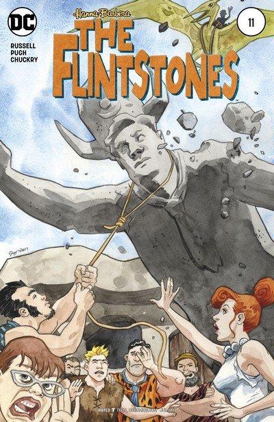 The Flintstones #11 (2017)