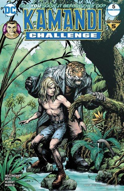 The Kamandi Challenge #5 (2017)