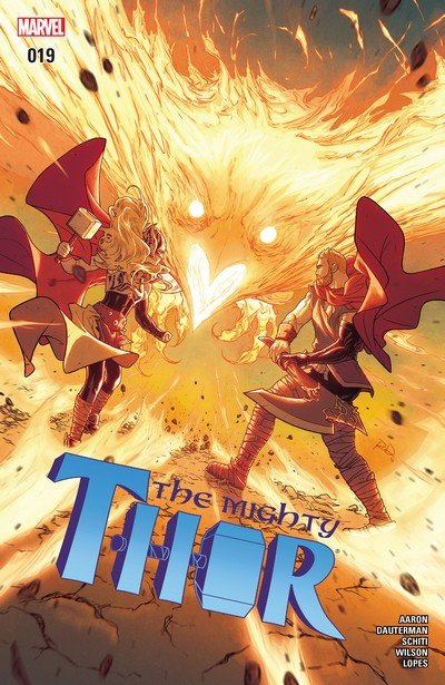 The Mighty Thor #19 (2017)