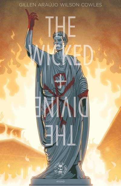 The Wicked + The Divine – 455 AD (2017)