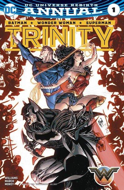 Trinity Annual #1 (2017)