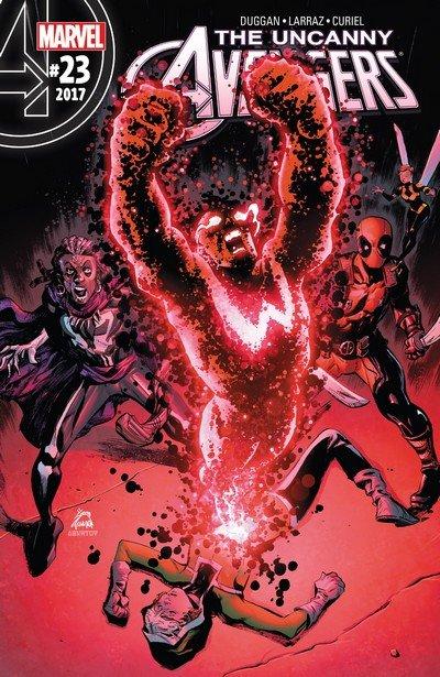 Uncanny Avengers #23 (2017)