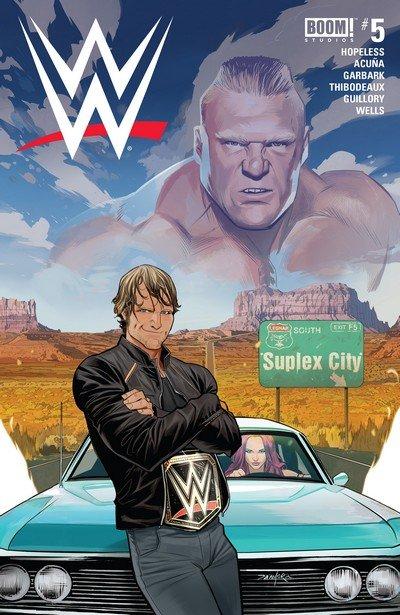 WWE #5 (2017)