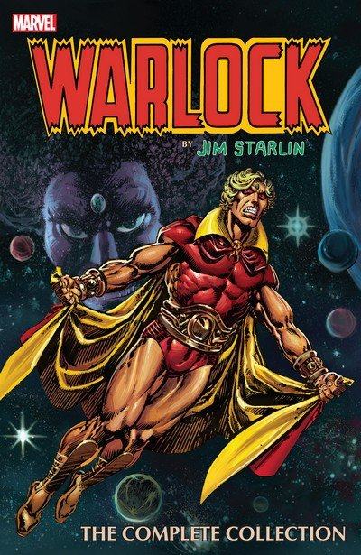 Warlock by Jim Starlin – The Complete Collection (2014)