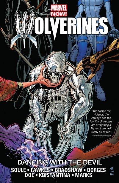 Wolverines Vol. 1 – 2 (2015)