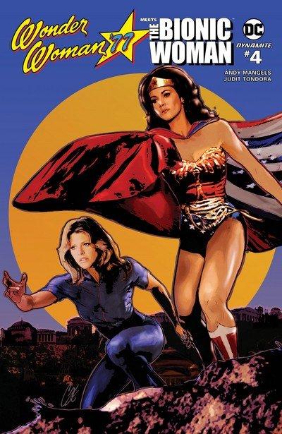 Wonder Woman '77 Meets The Bionic Woman #4 (2017)