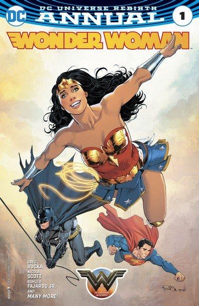 Wonder Woman Annual #1 (2017)
