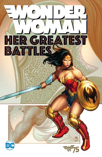 Wonder Woman – Her Greatest Battles (2017)