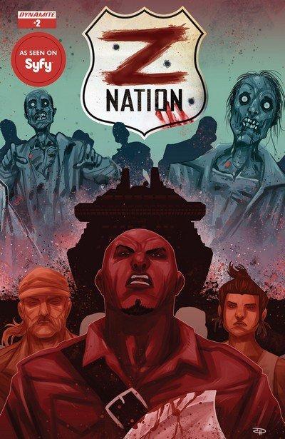 Z Nation #2 (2017)
