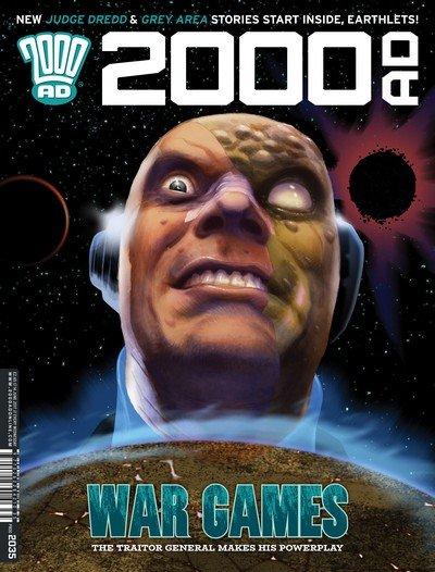 2000AD #2035 (2017)