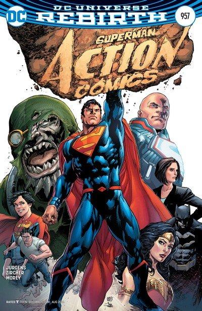 Action Comics Vol. 3 #957 – 981 (2016-2017)