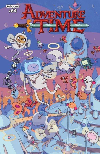 Adventure Time #64 (2017)