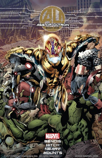 Age of Ultron #1 – 10AI (2013)