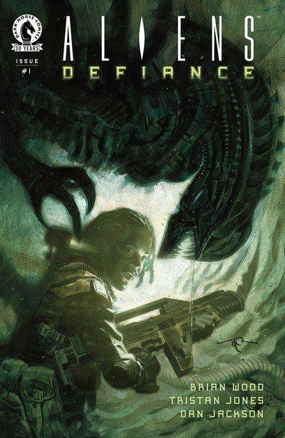 Aliens – Defiance #1 – 12 (2016-2017)