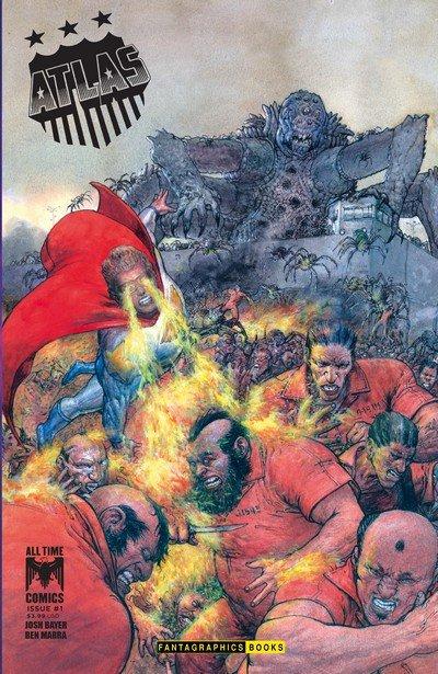 All Time Comics – Atlas #1 (2017)