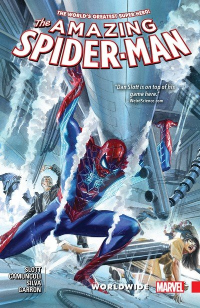 Amazing Spider-Man – Worldwide Vol. 1 – 9 (TPB) (2016-2019)