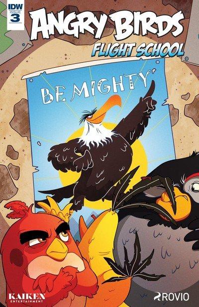 Angry Birds – Flight School #3 (2017)