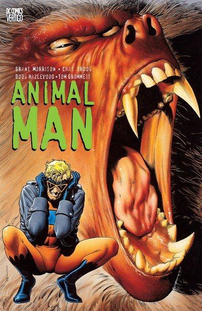 Animal Man Vol. 1 – 7 (TPB) (1991-2014)