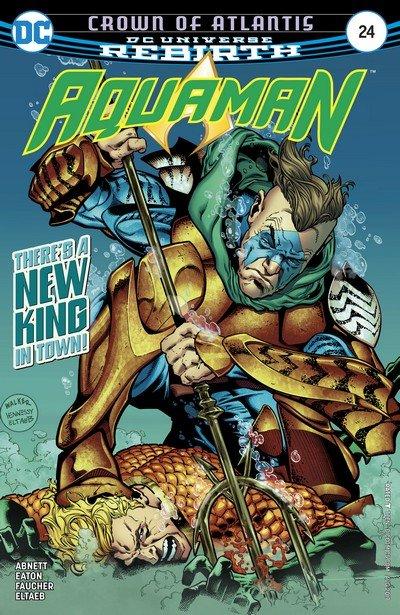 Aquaman #24 (2017)
