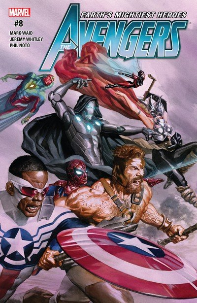 Avengers #8 (2017)