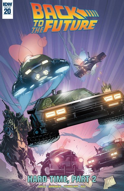 Back to the Future #20 (2017)
