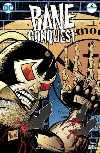 Bane – Conquest #2 (2017)