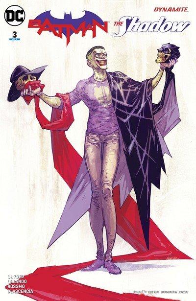 Batman – Shadow #3 (2017)