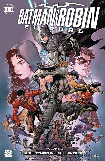 Batman and Robin Eternal Vol. 2 (TPB) (2016)
