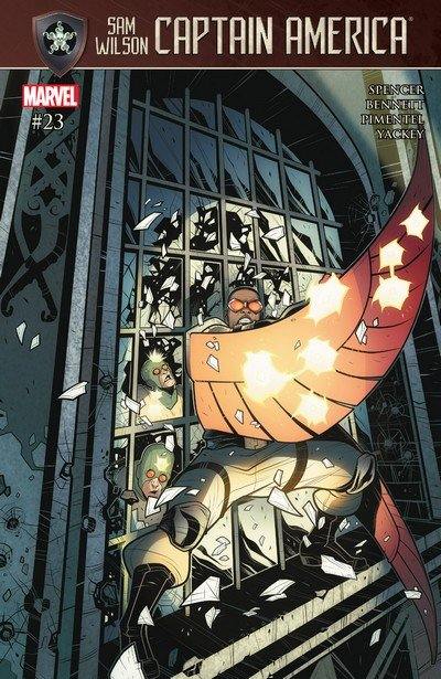 Captain America – Sam Wilson #23 (2017)