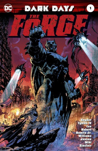Dark Days – The Forge #1 (2017)