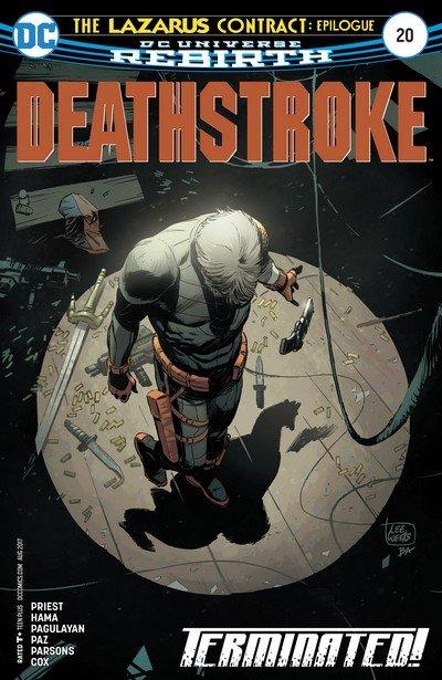 Deathstroke #20 (2017)