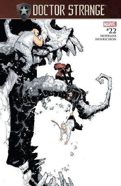 Doctor Strange #22 (2017)